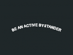 Bystander Behaviour