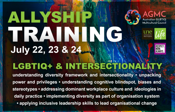 ALLYSHIP TRAINING OPPORTUNITY