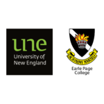 Earle Page College UNE Logo