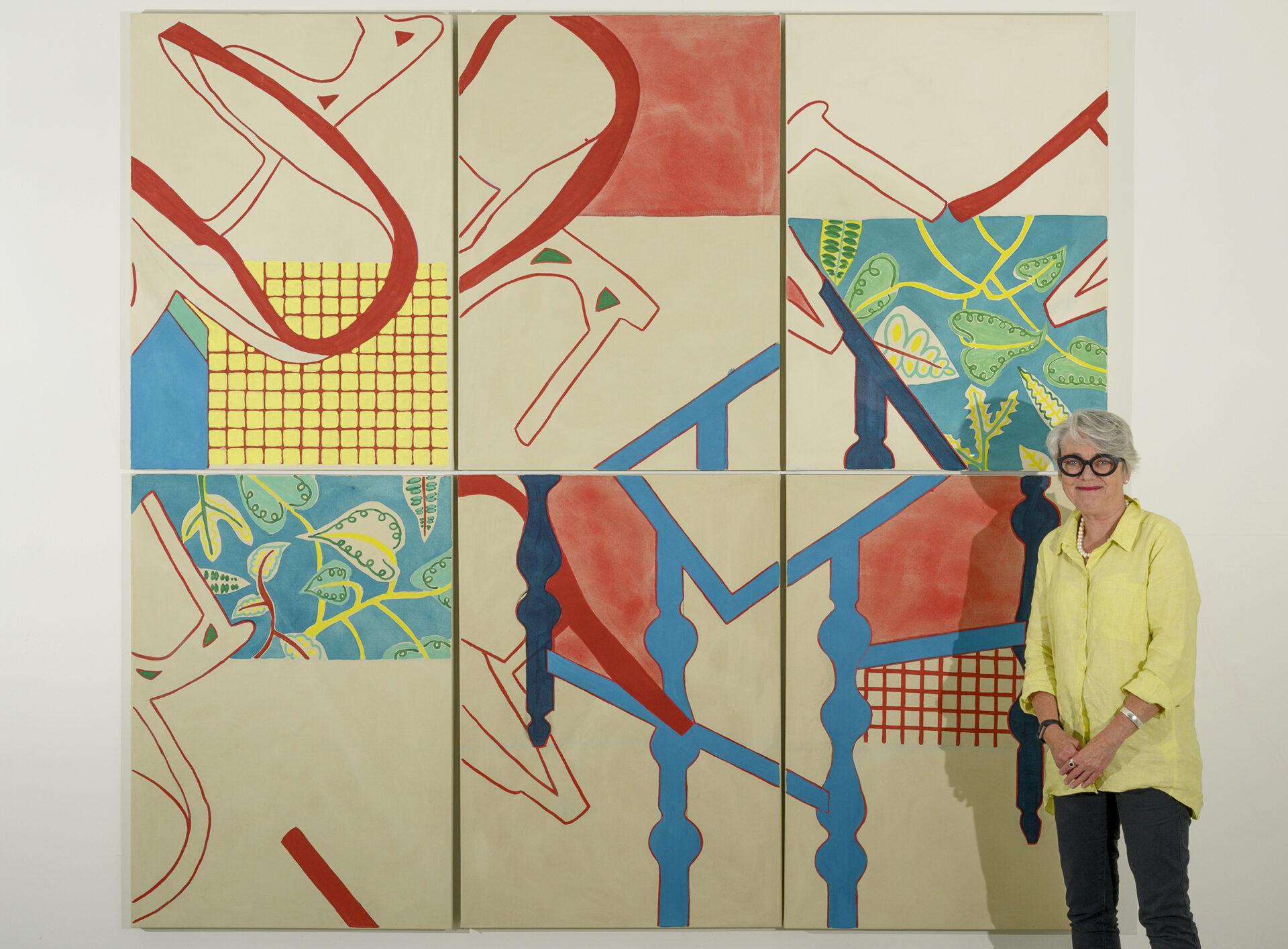 Deborah Page, Artist Feature on Creative New England