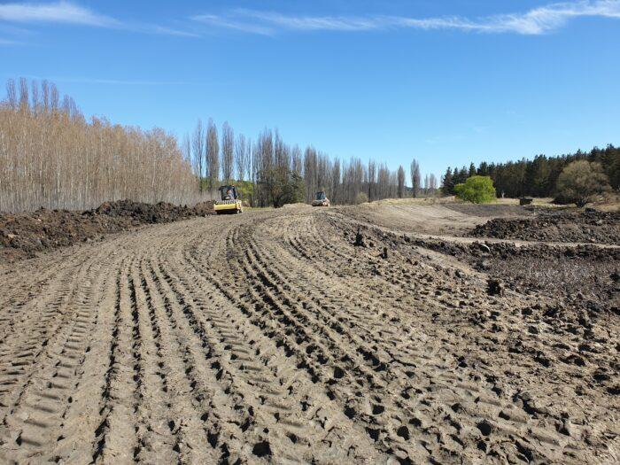 Lake Zot Construction