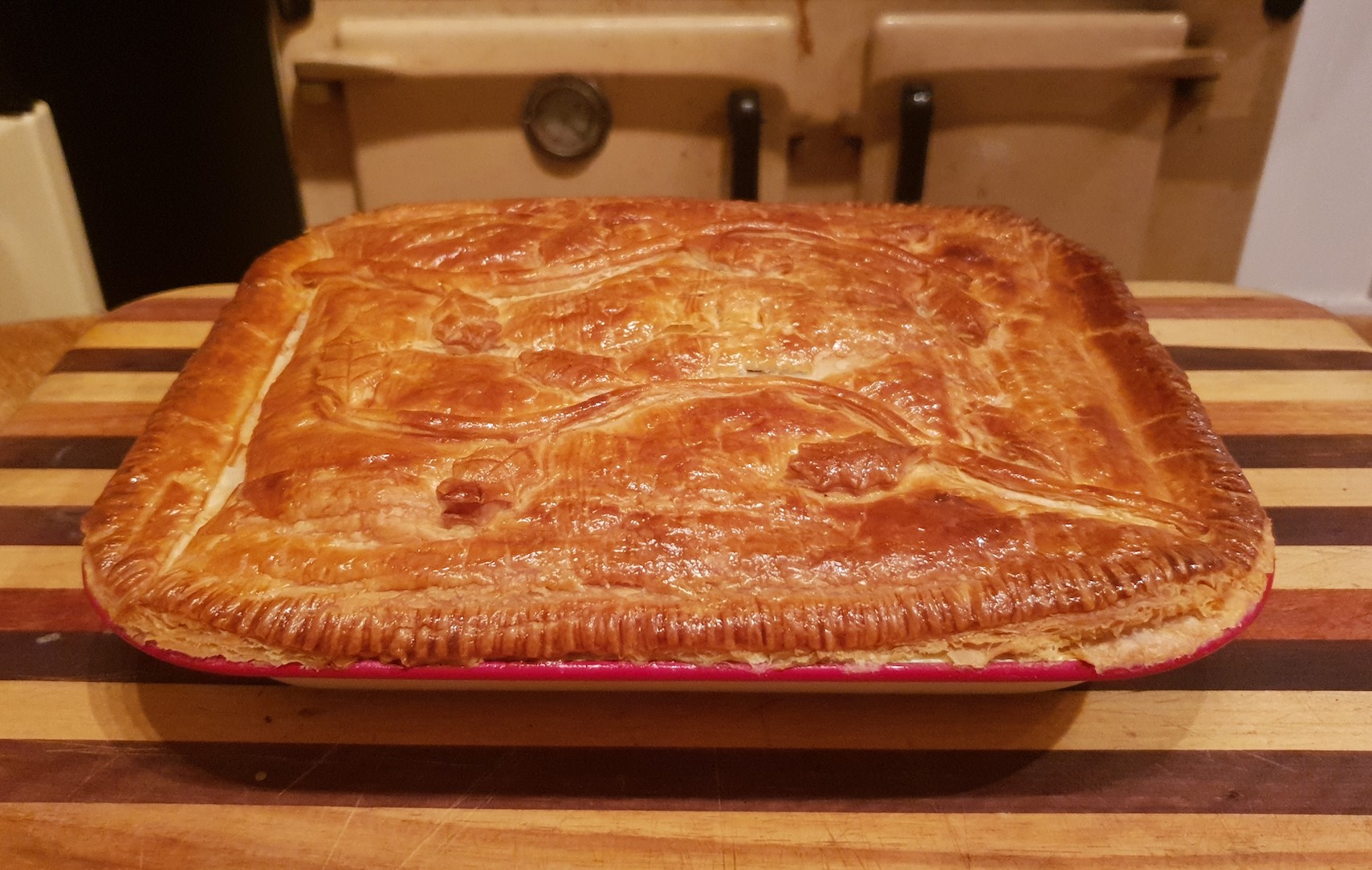 Dreamy Chicken and Leek Pie, by UNE Life, Functions & Catering