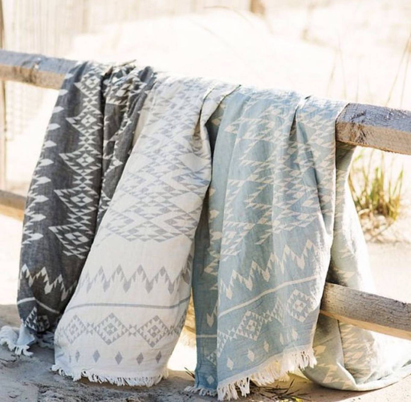 Turkish Towel, by Knotty at The Shop UNE