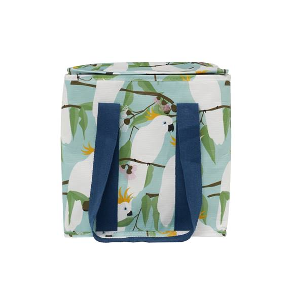 Cockatoo Insulated Shopping Bag, by ProjectTen at The Shop UNE
