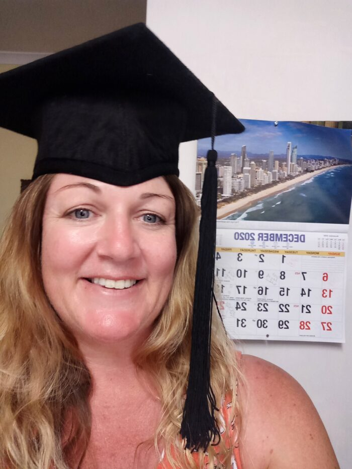 Ashley Ristanto Master of Professional Psychology, 2019