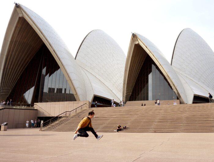 Firmo Franz Navarro, Masters in Nursing Practice, and Sydney Opera House