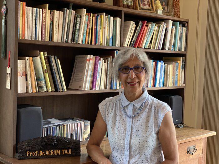 Professor Emeritus Acram Taji AM