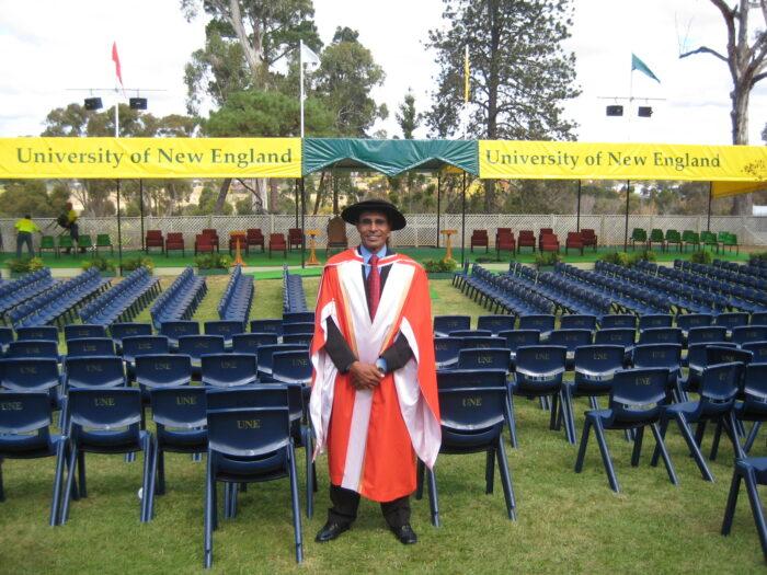 Mohammad, Graduating 2008Pacific Ocean 006