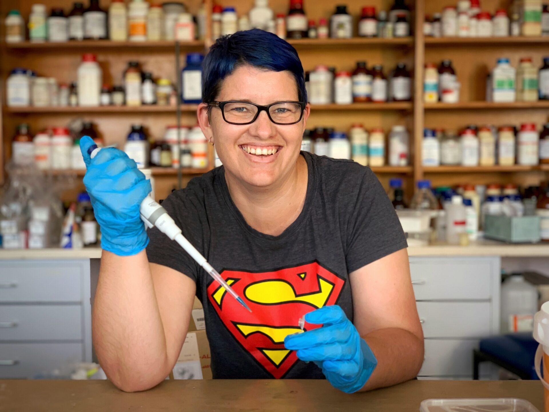 Dr Mary McMillan, UNE Sci Flicks, Belgrave Cinema