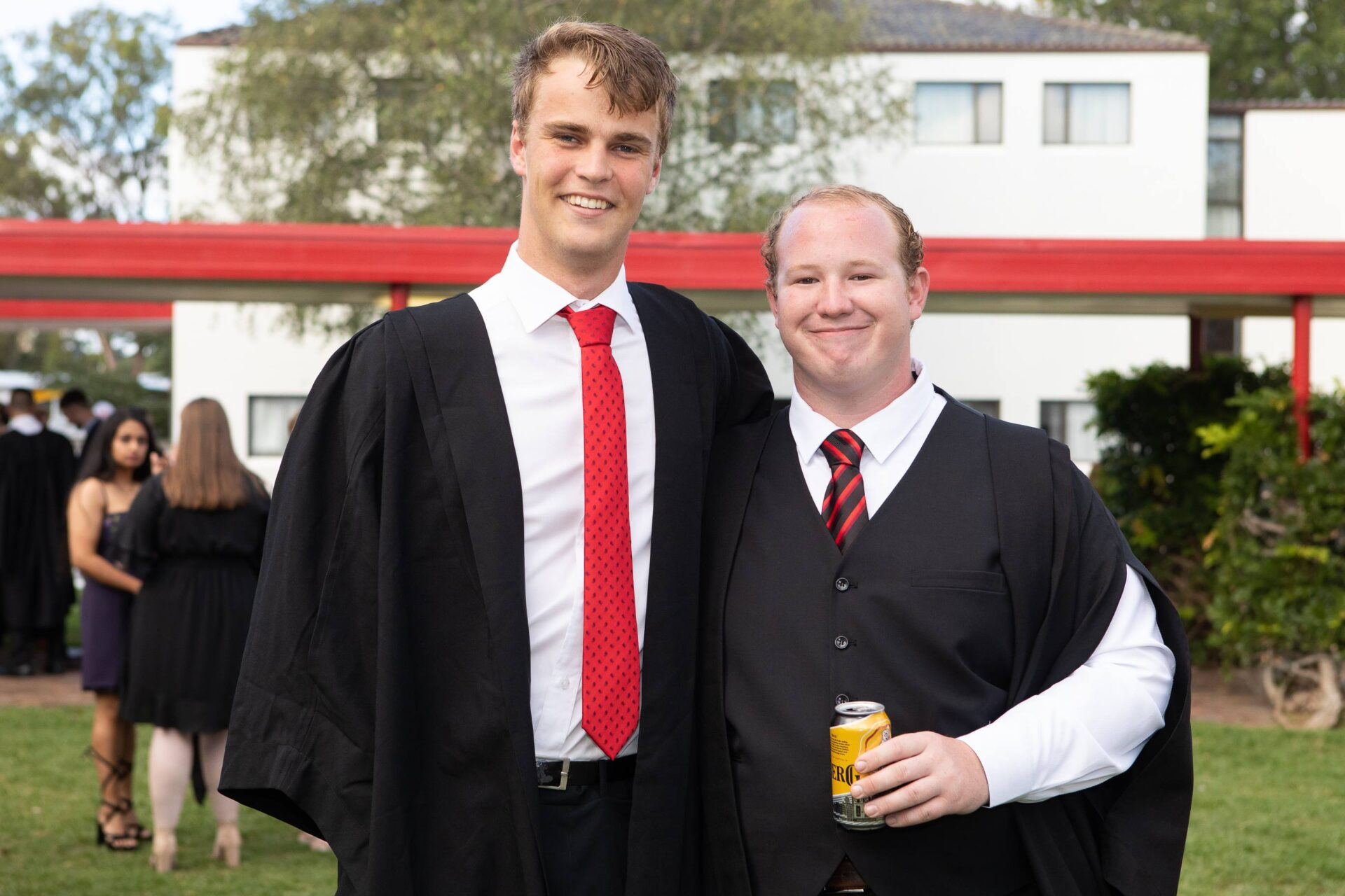 Connor Nest, Bachelor of Science with Honours, Austin/Earle Page College