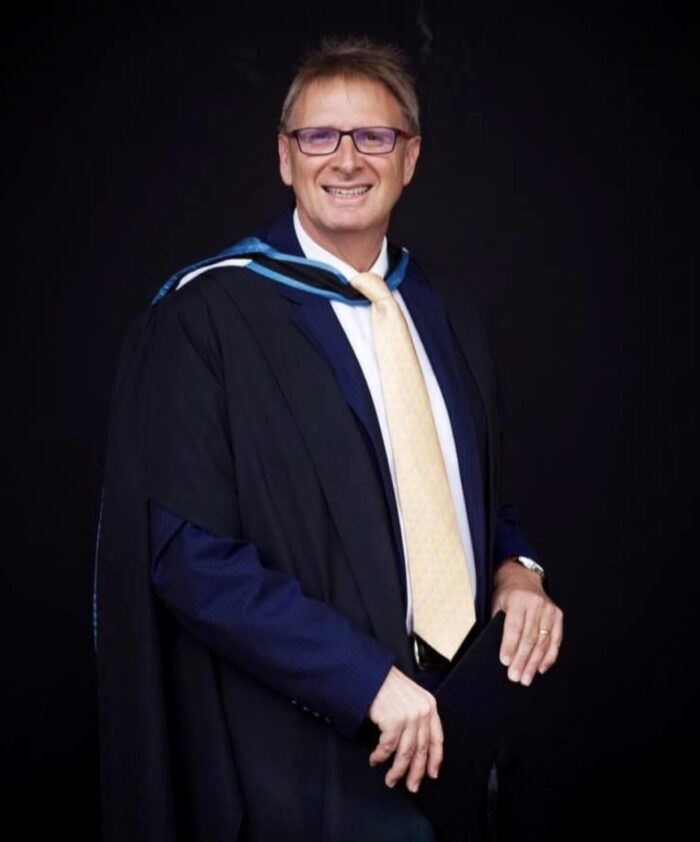 Prof. Michael Adams Head of the UNE Law School