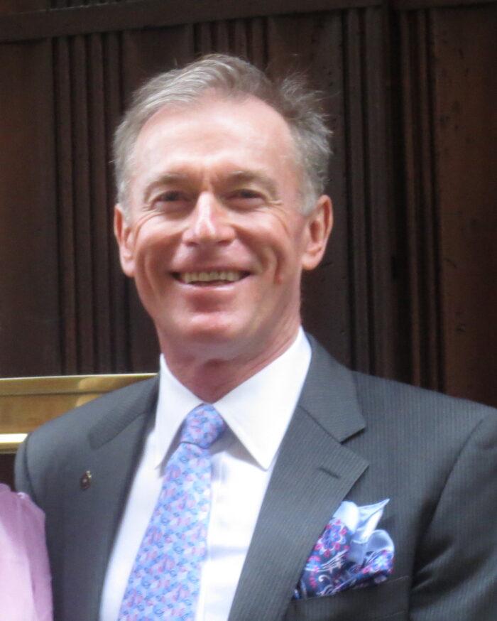 Peter Ireland BA; M. ED.