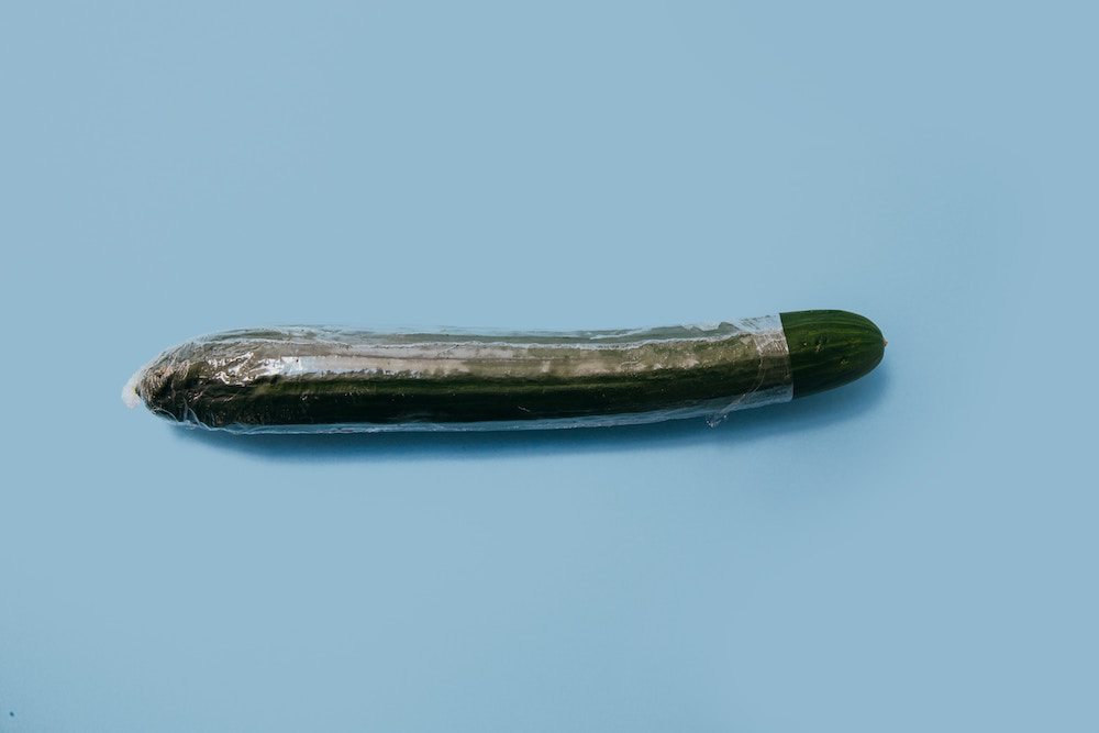 Do's and Don'ts of Condoms - cucumber image