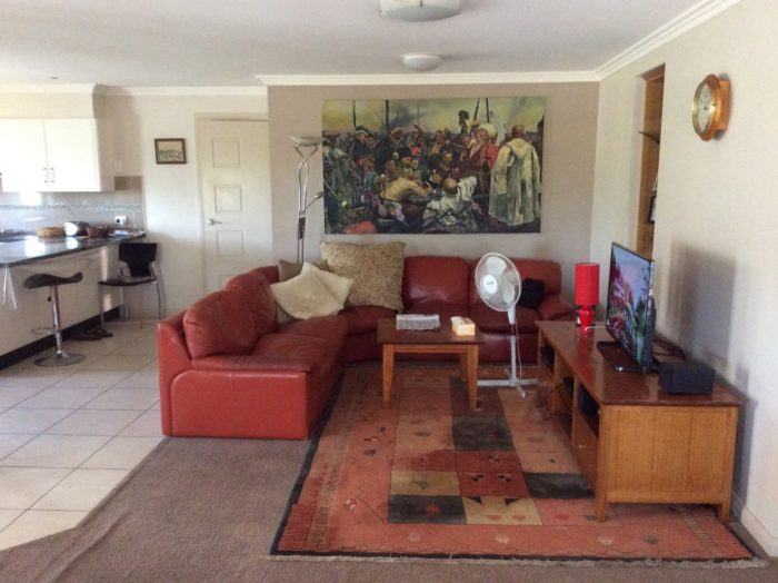 Lambs Avenue living space