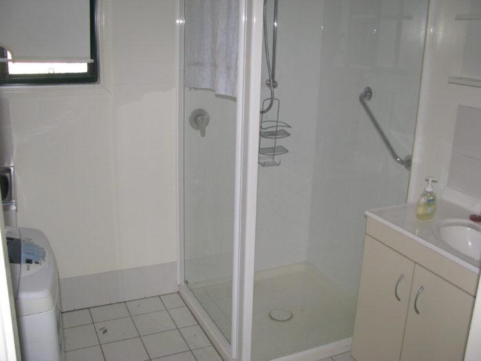 Chilcott House bathroom