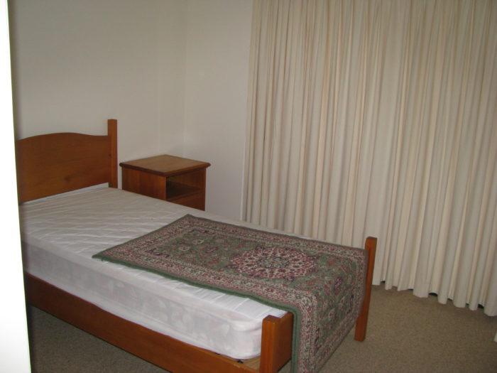 Chilcott Grass house bedroom
