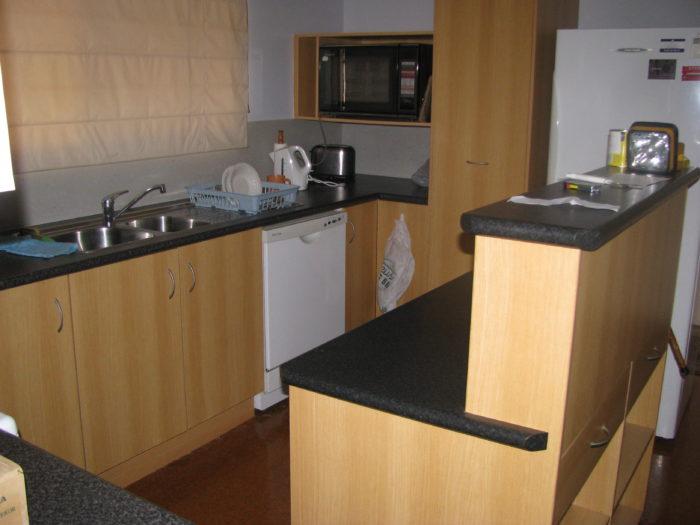 Chilcott Grass house kitchen