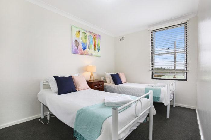 Bedroom at TC Gardens