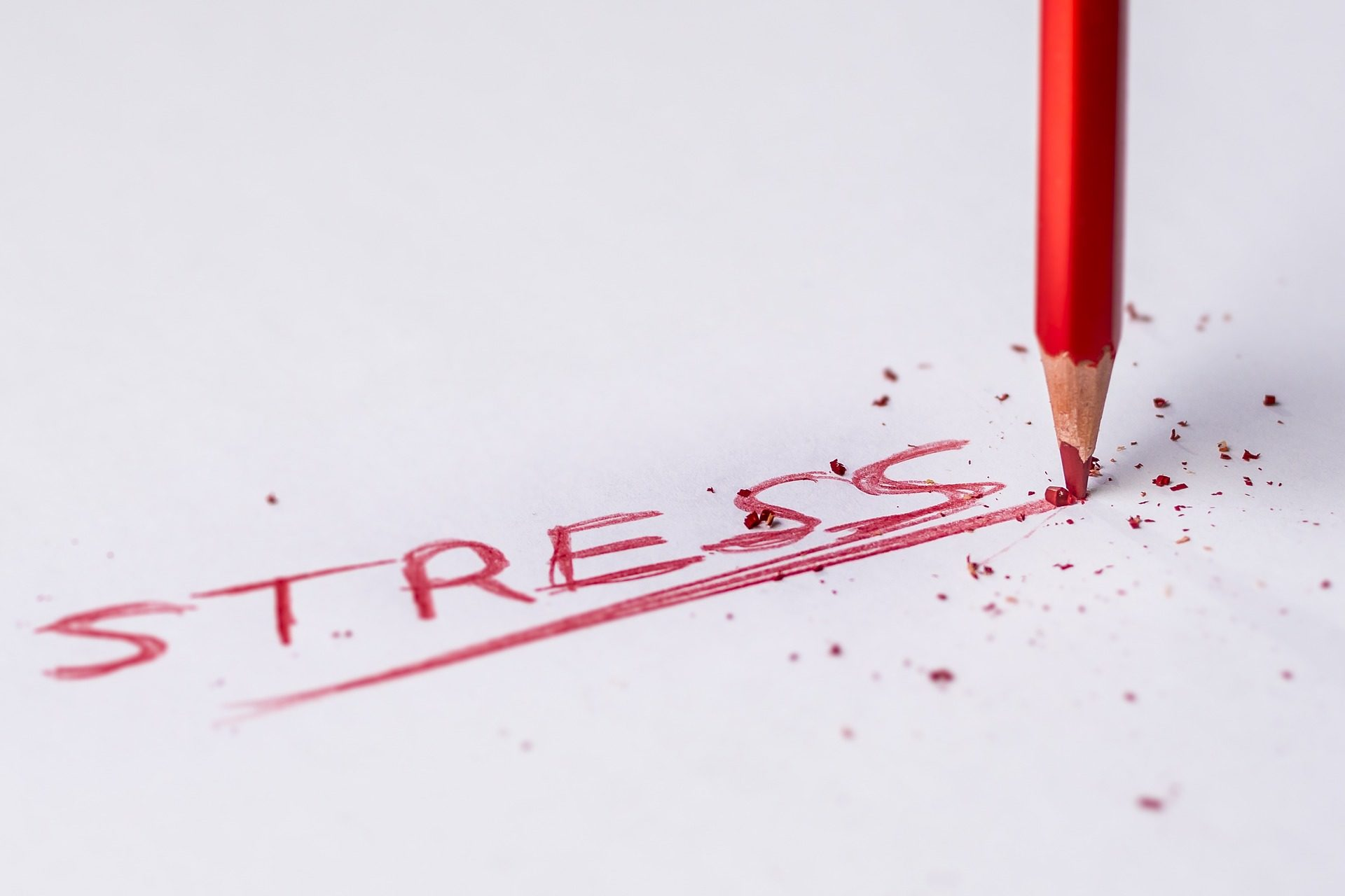Stress Pencil