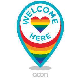 Welcome Here Logo